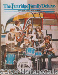 Autographs, Nine Different Partridge Family Magazines