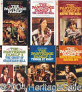 Autographs, Lot of Seventeen Partridge Family Paperbacks (fiction)