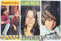 Autographs, Fabulous Array of Partridge Family Posters