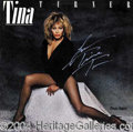 Autographs, Tina Turner