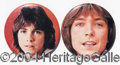 Autographs, David Cassidy Buttons & Letter Pack