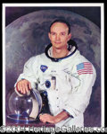Autographs, Apollo 11: Michael Collins