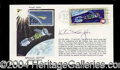 Autographs, Apollo-Soyuz Mission: Deke Slayton