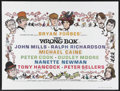 """Movie Posters:Comedy, The Wrong Box (Columbia, 1966). British Quad (30"""" X 40""""). Comedy. Starring John Mills, Peter Sellers, Michael Caine, Ralph R..."""