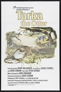 "Family Film Lot (Various, 1970s). One Sheets (3) (27"" X 41""). ""Tarka the Otter"" (International Pictu..."