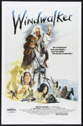 "Movie Posters:Adventure, Windwalker Lot (Pacific International Enterprises, 1980). One Sheet(27"" X 41"") and Window Card (14"" X 22""). Starring Trevor... (Total:2 Items)"