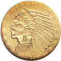 Proof Indian Half Eagles: , 1911 $5 PR66 NGC. The years 1908 to 1915 were years ofexperimentation at the Mint, as the influence of AugustusSaint-Gaud...