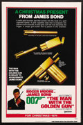 "Movie Posters:James Bond, The Man With the Golden Gun (United Artists, 1974). One Sheet (27"" X 41"") Style A. James Bond Adventure. Starring Roger Moor..."