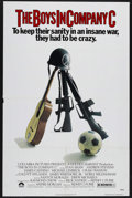 "Movie Posters:War, The Boys in Company C (Columbia, 1978). One Sheet (27"" X 41""). War.Starring Stan Shaw, Andrew Stevens, James Canning and Mi..."