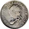 Early Half Dimes: , 1792 H10C Half Disme, Judd-7, Pollock-7, R.4--Repaired--NCS. VFDetails. By now the story has been told and retold, and it ...