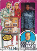 Autographs, Doll-Oscar Goldman