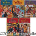 Autographs, Waltons - Warm, Fuzzy Paperback Selection