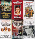 Autographs, Waltons-related Paperbacks