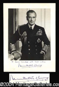 Autographs, Mountbatten of Burma