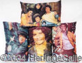 Autographs, Put Your Head on these Pillows!
