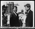 Autographs, Wally Schirra meets JFK