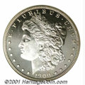 Proof Morgan Dollars: , 1900 S$1, CA