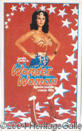 Autographs, Wonderful Wonder Woman Jigsaw Puzzles
