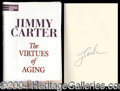 Autographs, Jimmy Carter