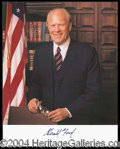 Autographs, Gerald R. Ford