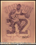 Autographs, Magic Johnson