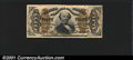 Fractional Currency: , 1864-1869 50c Third Issue, Justice, Fr-1329, Choice AU. Autogra...