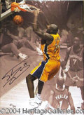 Autographs, Shaquille O' Neal