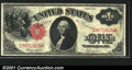 1917 $1 Legal Tender Note, Fr-36, VF+. A pleasing and problem-free mid-grade example. You may bid on this lot using the...