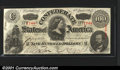 Confederate Notes:1863 Issues, 1863 $100 Lucy H. Pickens; Two Soldiers on left; George W Rando...