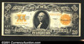 Large Size Gold Certificates:Large Size, 1922 $20 Gold Certificate, Fr-1187, VF. A mid-grade example wit...