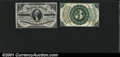 Fractional Currency: , 1864-1869 3c Third Issue, Washington, Fr-1227-SP Obverse and Re...