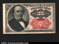 Fractional Currency:Fifth Issue, 1874-1876 25c Fifth Issue, Walker, Fr-1309, Choice CU. ...