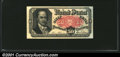Fractional Currency:Fifth Issue, 1874-1876 50c Fifth Issue, Crawford, Fr-1381, AU. There is a li...