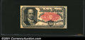 Fractional Currency:Fifth Issue, 1874-1876 50c Fifth Issue, Crawford, Fr-1381, AU. ...