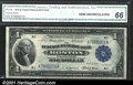 Large Size:Federal Reserve Bank Notes, 1918 $1 Federal Reserve Bank Note (Boston), Fr-708, C.G.A. Gem ...