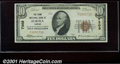 National Bank Notes:Kansas, Home National Bank of Eureka, KS, Charter #7303. 1929 $10 Typ...