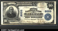 National Bank Notes:Missouri, First National Bank of Bethany, MO, Charter #8009. 1902 $10 T...