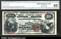 National Bank Notes:New York, National Bank of Commerce in New York, NY, Charter #733. 1882...
