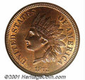 Indian Cents: , 1872 1C, RB