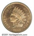 Proof Indian Cents: , 1862 1C
