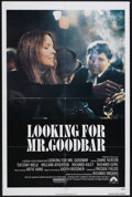 """Movie Posters:Drama, Looking for Mr. Goodbar (Paramount, 1977). One Sheet (27"""" X 41""""). Drama. Starring Diane Keaton, Tuesday Weld, William Athert..."""