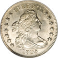 Early Dimes: , 1805 10C 4 Berries MS65 NGC. JR-2, R.2. The dimes of 1805 are oneof the most frequently encountered dates of the type in M...