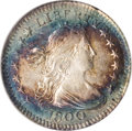 Early Half Dimes: , 1800 H10C MS65 NGC. V-1, LM-1, R.3. This variety has LIBERTYspelled correctly. The date is widely and evenly spaced with t...