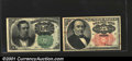 Fractional Currency: , 1874-1876 10c Fifth Issue, Meredith, Fr-1264, CU, crisp and ple...