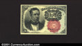 Fractional Currency: , 1874-1876 10c Fifth Issue, Meredith, Fr-1266, Choice CU. You ma...