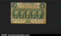Fractional Currency: , 1862-1863 50c First Issue, Washington, Fr-1312, VG. You may bid...
