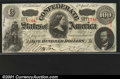 Confederate Notes:1863 Issues, 1863 $100 Lucy H. Pickens; Two Soliders on left; George W Rando...