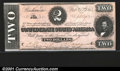 Confederate Notes:1864 Issues, 1864 $2 Judah P. Benjamin, T-70, Choice CU. A bright example wi...