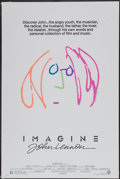 "Movie Posters:Rock and Roll, Imagine: John Lennon (Warner Brothers, 1988). One Sheet (27"" X41""). Rock and Roll...."