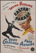 "Movie Posters:Musical, Easter Parade (MGM, 1948). One Sheet (27"" X 41"") Style C.Musical...."